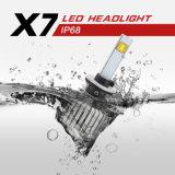CREE 880 Primera Creado 3600lm del mercado de accesorios X7 Faro auto del LED