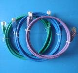Katze. 6 Kupfer 10FT LAN-Kabel-Steckschnür