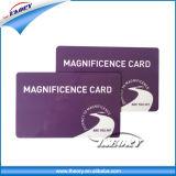 Karte der Mitgliedskarte-Telekommunikation frankierte Telefon-Karten Supermart Bargeld-Karten-/Sle4442 IS