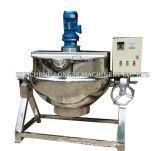 産業蒸気暖房の電気調理の二重アジテータJacketedやかん