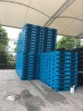 1200X1000 Heavy Duty pont ouvert palette plastique montable en rack