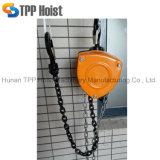 Тип 1ton Hsc таль с цепью цепного блока в 6 метров