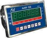 표시기 (AAW-SS)의 무게를 다는 방수 IP68 스테인리스