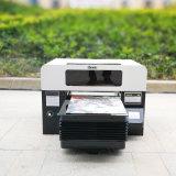 Impresora de cristal de madera del metal A3 de la talla 6 del color de la pluma de la caja de alta velocidad del teléfono