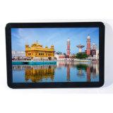Digital Signage Publicidad 21,5 pulgadas LCD Monitor con pantalla táctil