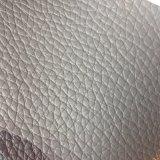 Big litchi conception de meubles en cuir pour le canapé de PU