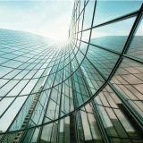 het Aangemaakte Glas van het Traliewerk van de Trede van het Glas van het Venster van 4mm Glas met ISO9001