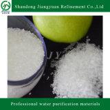 Sulfato de magnesio para la suplementación del contenido del magnesio en clorofila