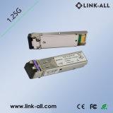 1.25GB/S ricetrasmettitore ottico monomodale multimoda dello SFP 500m e di 1.25GB/S SFP (20/40/70/100/120km)