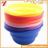 Couvre-tapis vert de cuvette de silicones pour les cadeaux promotionnels (YB-LY-MC-02)