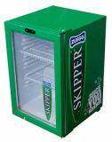 LED-helle Glastür-aufrechter Energie-Getränk-Wein-Kühlraum (JGA-SC68)