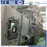 Máquina de llenado de líquidos de alta capacidad Ultra limpio el té de la máquina de llenado