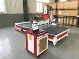 Machine de gravure personnalisée d'inscription de laser de miroir en verre de décoration de guichet du grand format Dek-1530