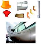 Le bardage Double-Curved plaque en aluminium / Panneau de placages /(JH66)