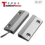 5c-56 de zij Magnetische Contacten van Draden, Sensor van het Alarm van de Sensor van de Schakelaar de Magnetische