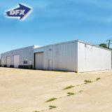 Niedrige Kosten-schneller Bau-vorfabriziertes Stahlkonstruktion-Lager für Verkauf