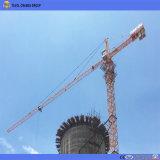 Tc5610 6ton Hammer-Kopf-Turmkran exportiert nach Sudan