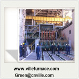 15の繊維の鋼片の連続鋳造機械CCM