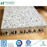 Comité van de Honingraat van het Aluminium van de Steen van de voorzijde het Marmeren voor Bouwmaterialen