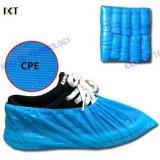 医学の場所のための使い捨て可能なCPE/PEの靴カバー