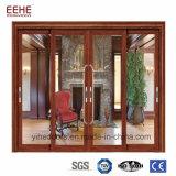 실내 상업적인 두 배 유리제 문 및 Windows 디자인