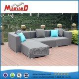 Insieme esterno del sofà del tessuto del randello di svago di modo