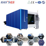 машины лазера индустрии лазера точности металла волокна 500With3000W