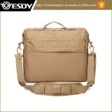 Ordinateur portable tactique Esdy Messenger Bag Sac en bandoulière