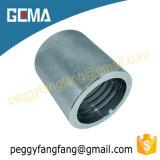 De hydraulische Metalen kappen van de Slang/de RubberMontage van het Eind van de Koker van Schoffels, de Metalen kap van de Compressie