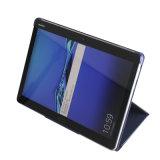 Huawei Mediapad M3 라이트 10.1를 위한 접힌 디자인 PU 가죽 상자