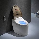 Sanitarios Baños inteligentes chapado en oro (BG-A1004)