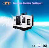 Centro de máquina vertical modificado para requisitos particulares fábrica del CNC de la alta precisión de China para la venta