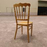 スタック可能金属のナポレオンの椅子の結婚披露宴の椅子(JY-J06)