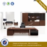 25mmの厚さの事務机の安い価格管理L形のオフィス表(HX-ND5003)