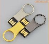 Mini azionamento di lusso 32GB dell'istantaneo del USB dell'anello chiave