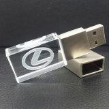 Anel colorido Diamante promocionais forma uma unidade flash USB (ED508)