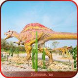 De gesimuleerde Mechanische Mechanische Robotachtige Dinosaurus van de Dinosaurus