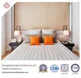 Meubles oranges de chambre à coucher d'hôtel de couleur avec le modèle sensible (YB-S-11)