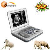Tierveterinärultraschall-Schwarz-Doppler-Laptop Handdoppler