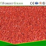 Vermelho de alta densidade de campo de ténis de relva artificial relva sintética (TT)