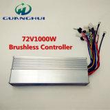 72V1000W электрический мотоцикл /автомобиля / Бесщеточный двигатель контроллера
