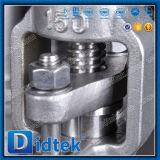 Нормальный вентиль нержавеющей стали Didtek API6d криогенный