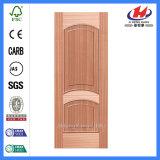 베니어는 주조했다 설계한 나무로 되는 문 피부 (JHK-M09)를