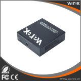 1X 100Base-FX all'interruttore della fibra di 8X 10/100Base-T 1310nm 20km, convertitore di media