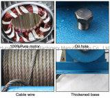 Type électrique treuil électrique multifonctionnel de /Kcd d'élévateur de câble métallique