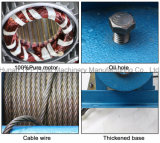 Электрический провод троса лебедки /Kcd типа многофункциональные электрические лебедки