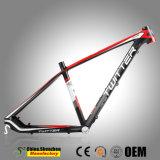 Рамка велосипеда горы горячего подвеса алюминиевая MTB сбывания 27.5er полного