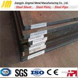 Chapa de aço carbono ASTM/A285/Grau C da placa do vaso de pressão