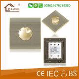 Interruptor universal del amortiguador de la luz doble del producto al por mayor de China