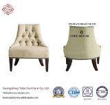 Современный отель с гостиной ткань стул (6329)